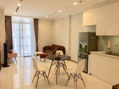 Bán căn hộ Vinhomes Central Park 1PN, đầy đủ nội thất, view nội khu