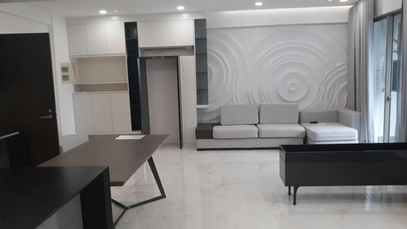 can-ho-HAPPY-RESIDENCE Bán căn hộ Happy Residence 2 phòng ngủ, block A, tầng trung, đầy đủ nội thất