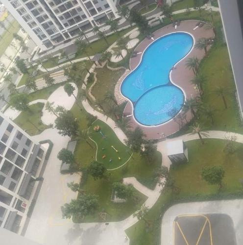 Tiện ích Vinhomes Grand Park Quận 9 Căn hộ tầng cao Vinhomes Grand Park ban công view nội khu.