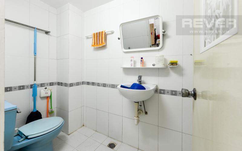 Phòng tắm 1 Nhà phố hẻm xe hơi ngay ĐH Hutech Ung Văn Khiêm