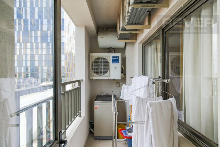 Logia Bán căn hộ Icon 56 3PN, diện tích 87m2, đầy đủ nội thất