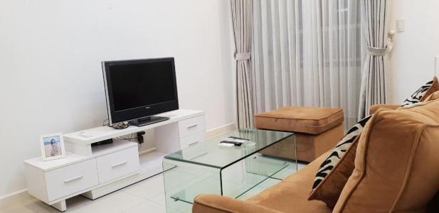 Bán hoặc cho thuê căn hộ Lexington Residence 3PN, đầy đủ nội thất, view hồ bơi và đại lộ Mai Chí Thọ