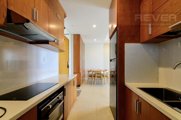 Nhà Bếp Bán căn hộ Diamond Island - Đảo Kim Cương 2PN, tháp Canary, đầy đủ nội thất, view sông thoáng mát
