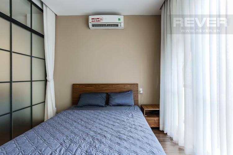 Phòng Ngủ 2 Căn hộ dịch vụ 2 phòng ngủ đường Cao Thắng trang bị nội thất hiện đại