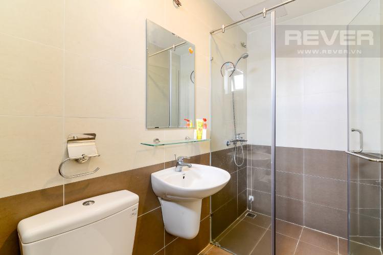 Phòng Tắm 1 Bán căn hộ penthouse The Art 2PN, diện tích 100m2, có sân vườn, view hồ bơi