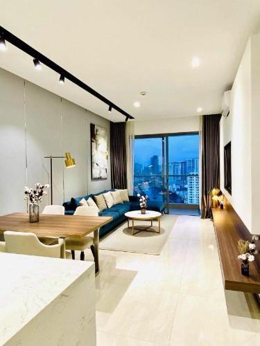 Bán căn hộ The Gold View thuộc tầng trung, diện tích 81m2