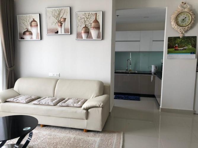 Cho thuê căn hộ RiverGate Residence 3PN, diện tích 110m2, đầy đủ nội thất, view Bitexco
