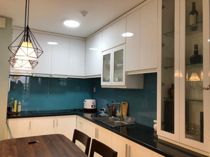 Phòng bếp căn hộ Happy City Căn hộ Happy City đầy đủ nội thất view thành phố thoáng mát.