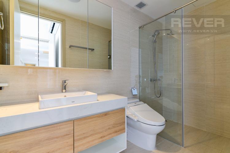 Phòng Tắm 1 Cho thuê căn hộ New City Thủ Thiêm tầng trung, 3PN đầy đủ nội thất, view hồ bơi