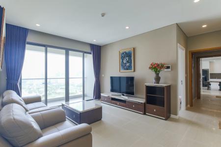 Bán căn hộ double key Diamond Island - Đảo Kim Cương 3PN, tháp Bora Bora, đầy đủ nội thất, view sông và Landmark 81