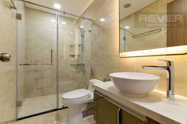 Phòng Tắm Cho thuê căn hộ Vinhomes Central Park 48m2, nội thất hạng sang, view thành phố