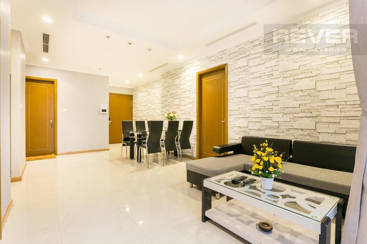 6ffdf1bf7fe299bcc0f3 Cho thuê căn hộ Vinhomes Central Park 3PN, tháp Landmark 2, đầy đủ nội thất, hướng Tây Nam