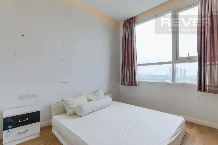 Phòng Ngủ 2 Cho thuê căn hộ Sarimi Sala Đại Quang Minh 3 phòng ngủ, đầy đủ nội thất, view Landmark 81