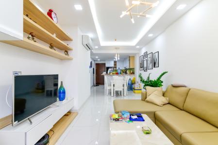 Bán căn hộ The Gold View, diện tích 91.6m2, đầy đủ nội thất, hướng Đông Bắc