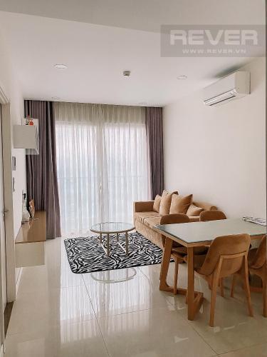 Bán căn hộ Masteri Millennium 2PN, tầng cao, diện tích 74m2, đầy đủ nội thất, hướng ban công Đông Nam