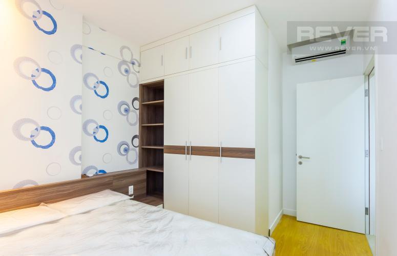 Phòng ngủ 1 Căn hộ Masteri Thảo Điền trung tầng T2 thiết kế đẹp, đầy đủ tiện nghi