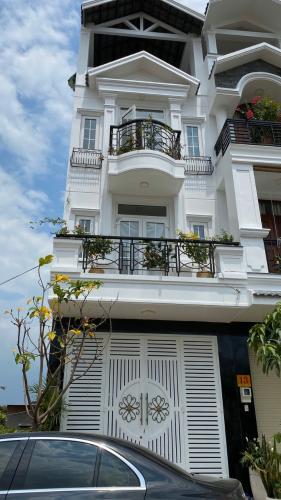 Bán nhà tại đường Trần Não, sổ hồng đầy đủ, diện tích đất 65.8m2.