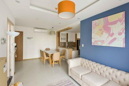 Cho thuê căn hộ New City Thủ Thiêm 3PN, tầng 12, đầy đủ nội thất, view nội khu