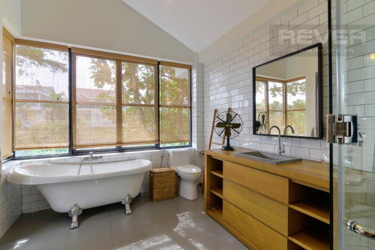 Phòng Tắm 2 Bán nhà phố 2 tầng, Đường Số 5, Villa Thảo Điền Compound Q.2, diện tích đất 143m2, đầy đủ nội thất