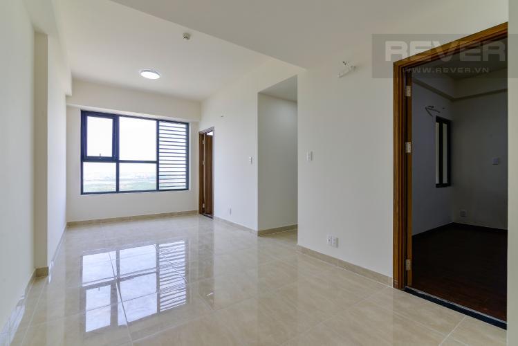Phòng Khách Bán căn hộ Centana Thủ Thiêm tầng cao, 2PN 2WC, không gian sống yên tĩnh