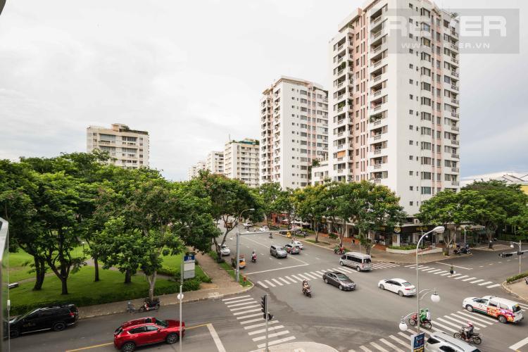 View Cho thuê căn hộ Riverpark Premier 2PN, tầng thấp, diện tích 80m2, đầy đủ nội thất