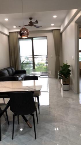 Phòng khách căn hộ Saigon South Residence, Nhà Bè Căn hộ SaiGon South Residence đầy đủ nội thất, view thành phố mát mẻ,