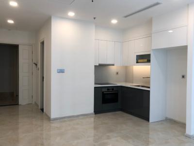 Bán căn hộ Vinhomes Golden River 2PN, tầng cao, tháp Luxury 6, nội thất cơ bản