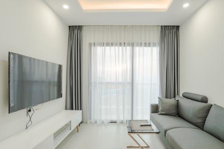 Căn hộ New City Thủ Thiêm tầng cao, 2PN đầy đủ nội thất
