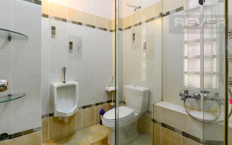 Phòng tắm 3 Nhà phố 3 phòng ngủ mặt tiền Nguyễn Cửu Vân Quận Bình Thạnh