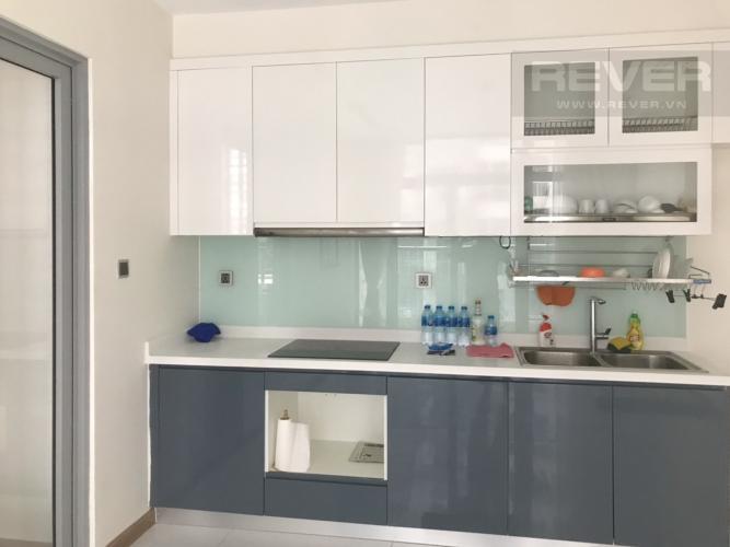 Bếp Bán căn hộ Vinhomes Central Park 2PN, tháp Park 1, nội thất cơ bản, view công viên và mé sông