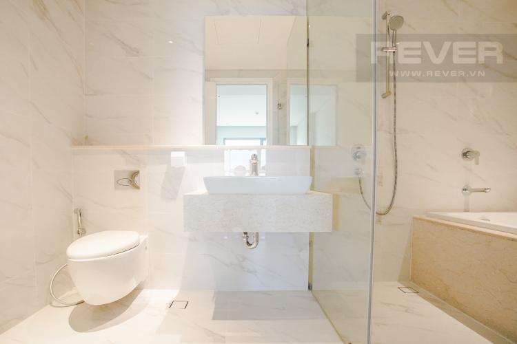 Phòng Tắm 1 Bán căn hộ Đảo Kim Cương tầng trung tháp Maldives, 3PN 2WC, view sông Sài Gòn mát mẻ