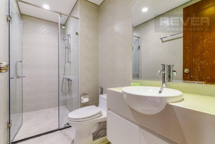 Phòng Tắm Căn hộ Vinhomes Central Park 1 phòng ngủ tầng trung L5 nội thất đầy đủ