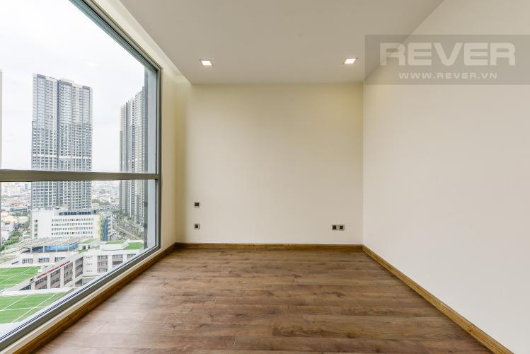 Phòng ngủ 1 Officetel Vinhomes Central Park 2 phòng ngủ tầng trung P7 nhà trống