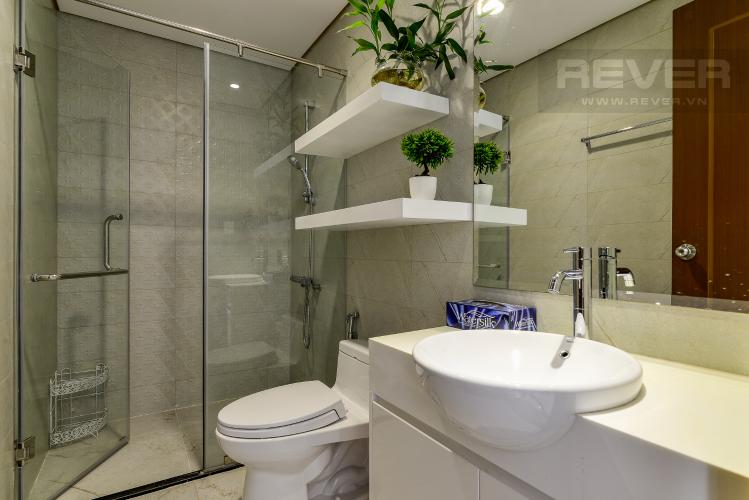 Phòng Tắm Cho thuê căn hộ Vinhomes Central Park tầng cao 2PN 2WC, đầy đủ nội thất tiện nghi
