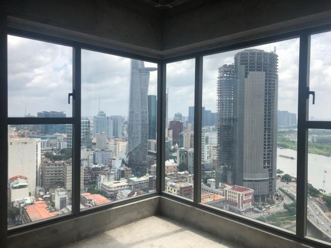 View Saigon Royal, Quận 4 Căn hộ Saigon Royal thiết kế thông tầng, view Bitexco.