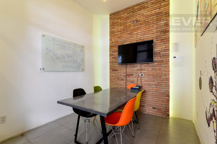 Phòng Họp Cho thuê căn hộ officetel Lexington Residence tầng thấp, diện tích 78m2, thiết kế đẹp