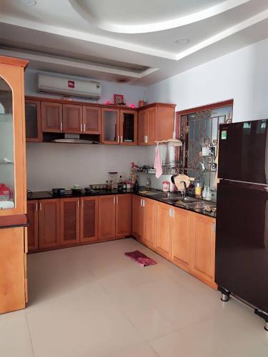 Bếp nhà phố Gò Vấp Bán nhà 3 tầng đường Phan Văn Trị, khu nhà ở Quân Đội, Gò Vấp, diện tích 199m2, cách Vincom Gò Vấp 500m