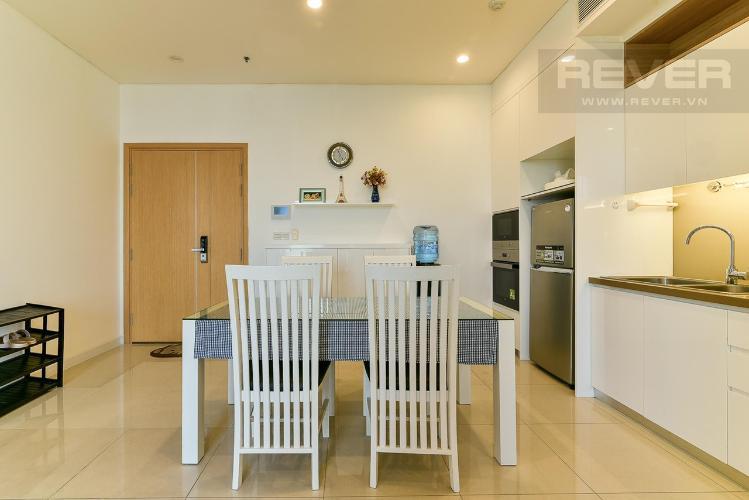 Phòng bếp Sarimi Sala Đại Quang Minh, Quận 2 Căn hộ Sarimi Sala Đại Quang Minh tầng trung, nội thất đầy đủ.