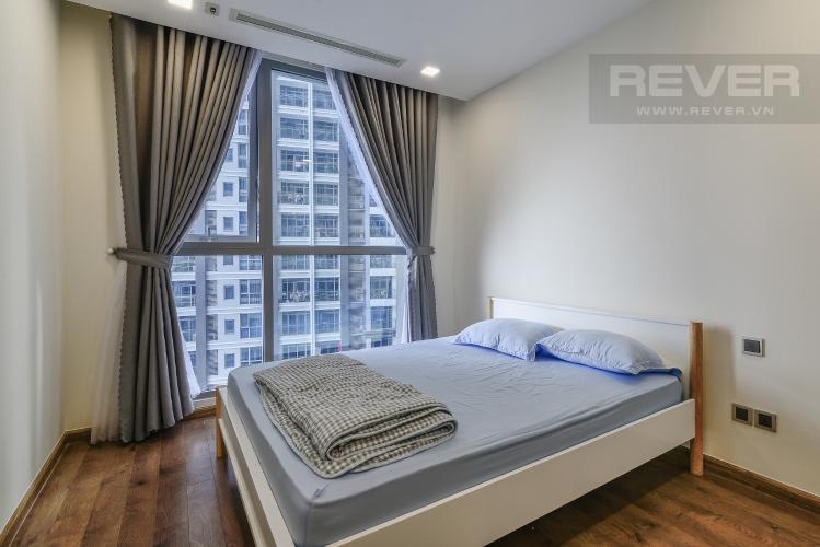 Phòng Ngủ 2 Căn hộ Vinhomes Central Park tầng thấp Park 2 view hướng sông