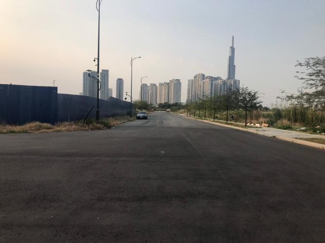 Đường chính vào Căn hộ Lakeview 2 Bán căn hộ Thủ Thiêm Lakeview, diện tích 305.38m2 rộng rãi, thoáng mát