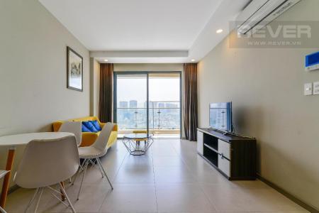 Bán hoặc cho thuê căn hộ The Gold View tầng trung, diện tích 80m2, đầy đủ nội thất, view thành phố