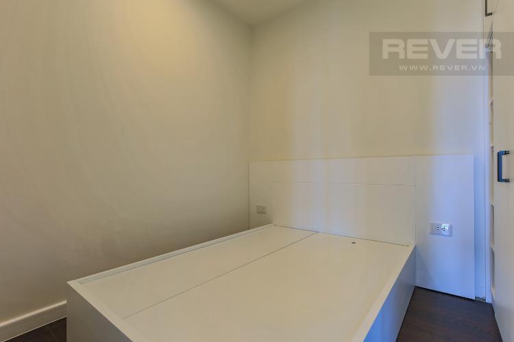 Phòng Ngủ 1 Căn hộ The Tresor 2 phòng ngủ tầng cao TS1 đầy đủ nội thất