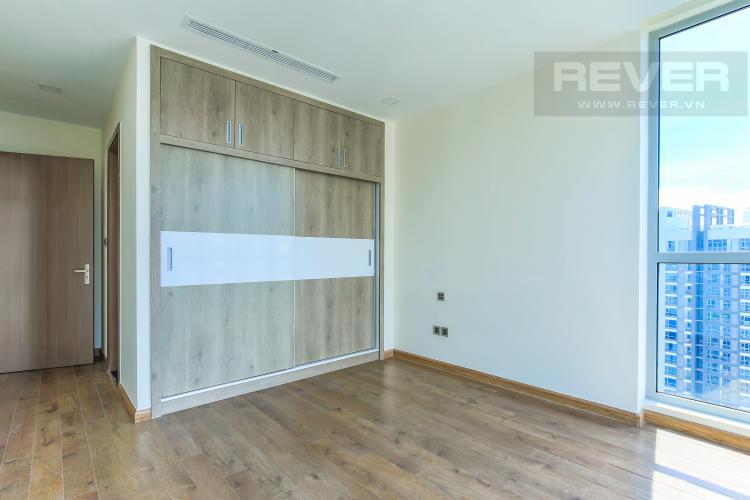 Phòng Ngủ 1 Căn góc Vinhomes Central Park 2 phòng ngủ tầng cao Park 6