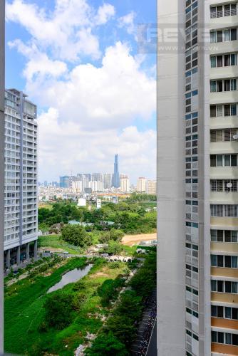 View Loggia Bán căn hộ Lexington Residence 1PN tầng trung, đầy đủ nội thất, view nội khu và Landmark 81