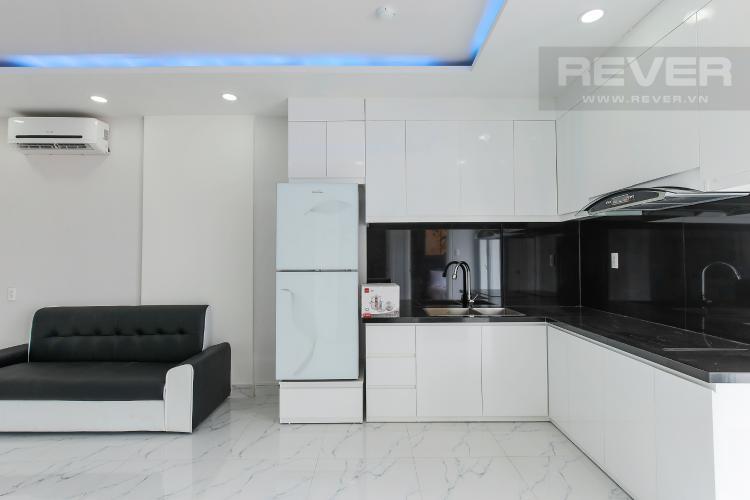 Phòng Bếp Căn hộ dịch vụ 1 phòng ngủ đường Trần Quang Diệu đầy đủ tiện nghi
