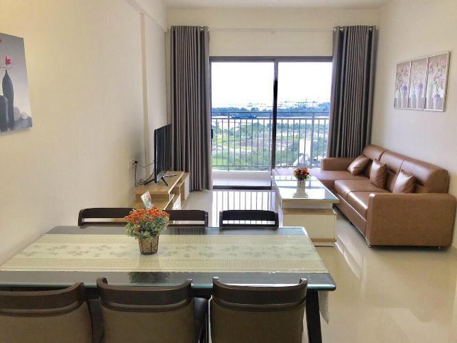 Cho thuê căn hộ view sông đầy đủ nội thất The Sun Avenue