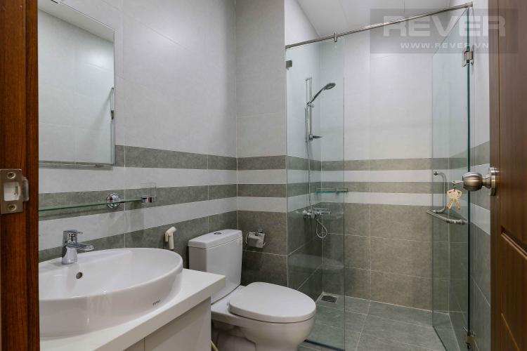 Toilet Bán căn hộ officetel The Sun Avenue, diện tích 47m2, nội thất cơ bản