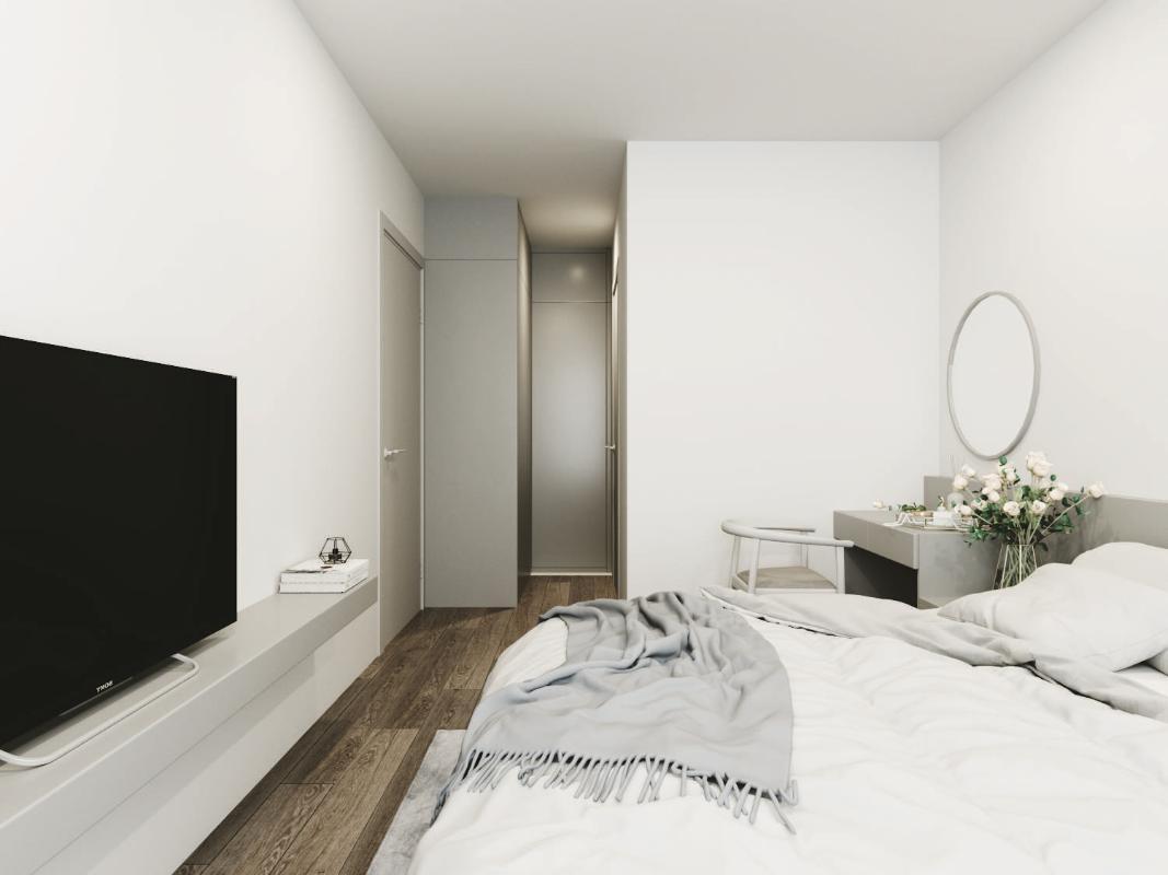 Phòng Ngủ Cho thuê căn hộ HaDo Centrosa Garden 2 phòng ngủ, diện tích 85m2, đầy đủ nội thất