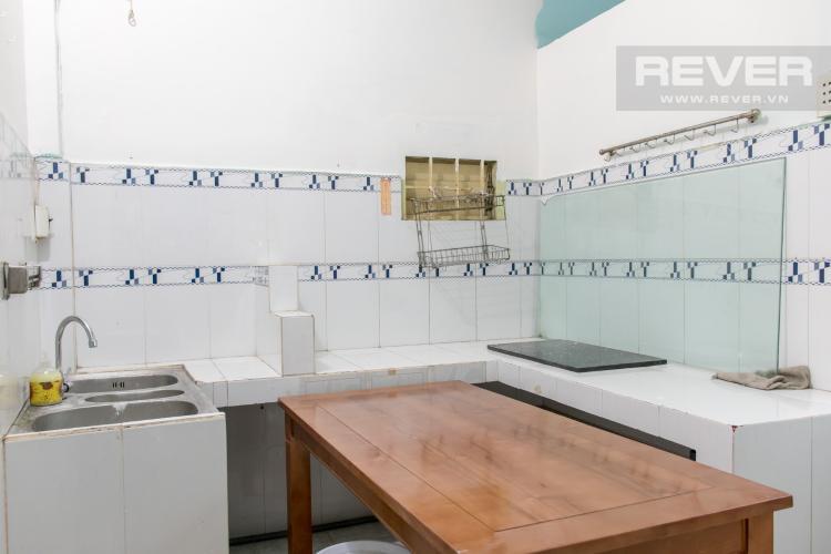 Phòng Bếp Bán nhà hẻm đường Hoàng Diệu, Quận 4, 3PN, diện tích đất 40m2, cách phố ẩm thực Vĩnh Khánh 100m.