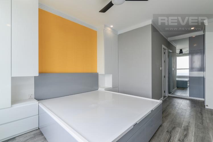 Phòng Ngủ 1 Căn hộ Vista Verde 2 phòng ngủ tầng cao T2 view sông không bị chắn